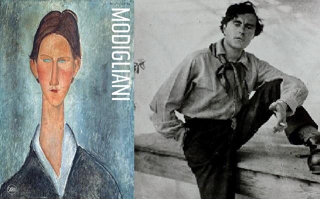 Modigliani en Génova