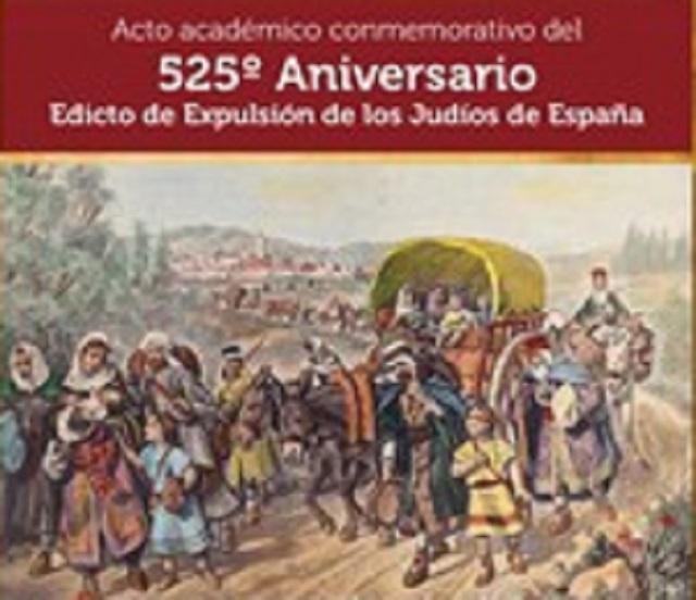 525º aniversario de la expulsión de los judíos de España, con Marcos Israel