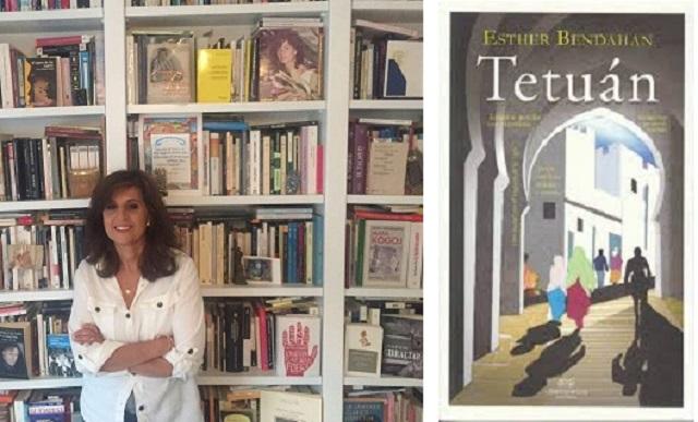 """Tetuán"", con su autora Esther Bendahan"