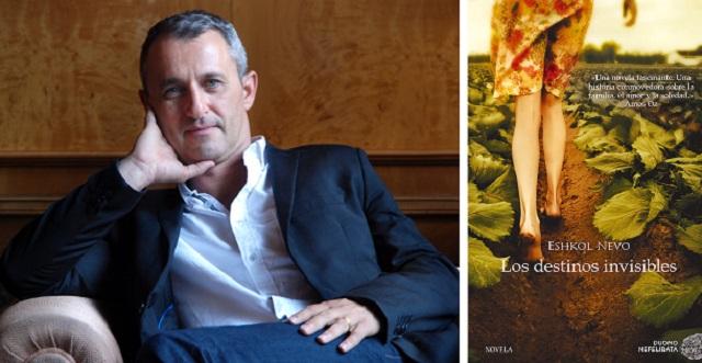 """Los destinos invisibles"", con su autor Eshkol Nevo"