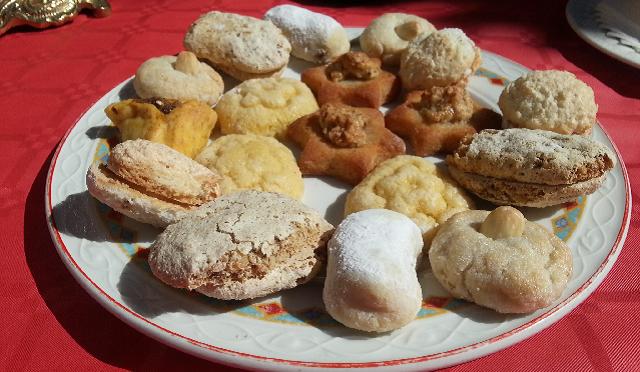 La mesa de dulces, en judeoespañol, desde el CIDICSEF de Buenos Aires