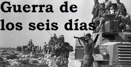 guerra seis dias
