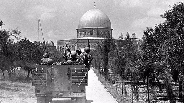 Narrando la Historia: La Guerra de los Seis Días