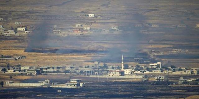 Forzando a Israel al conflicto sirio
