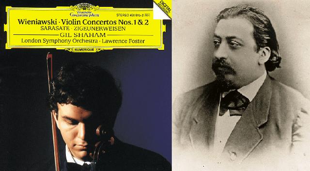 El concierto de violín Nº 1 de Wieniawski, con Gil Shaham