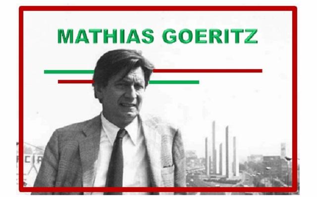 Mathias Goeritz , el arquitecto emocional