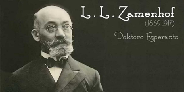 L.L. Zamenhof and Esperanto, with Alejandro Pareja