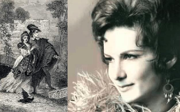 """""""Lucía de Lammermoor"""" de Donizetti, con Marisa Galvany"""