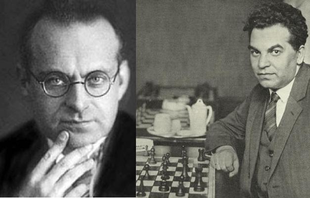 La escuela hipermoderna (III): Aron Nimzowitsch y Richard Réti