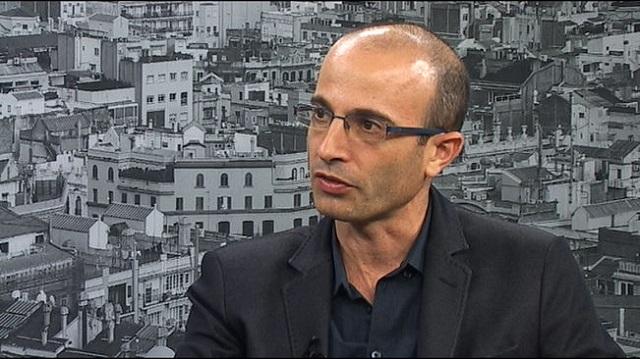 La interpretación de Palestina según Yuval Noah Harari