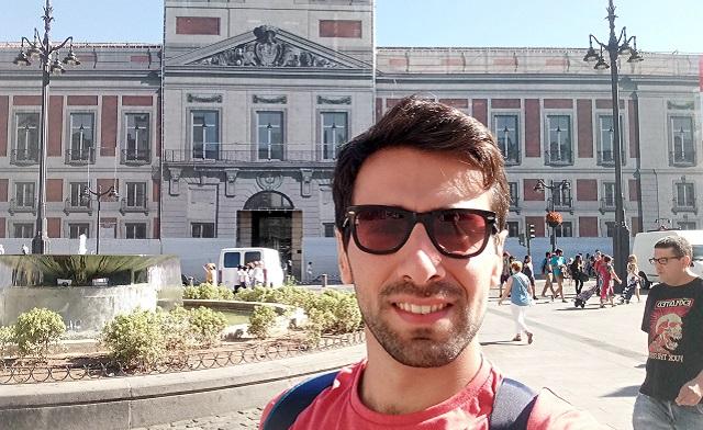 Hezi Eshkenazi y su sueño español