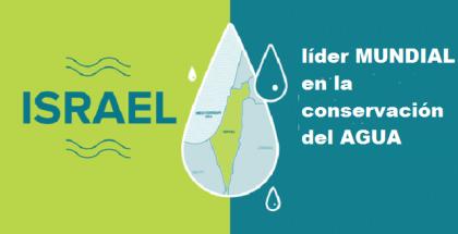 israel agua
