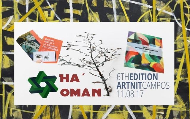 Agosto de arte judío en España