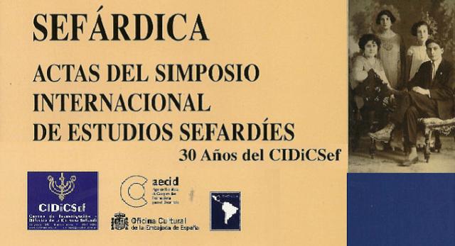 El «Sefárdica» del 30º aniversario del CIDICSEF de Buenos Aires