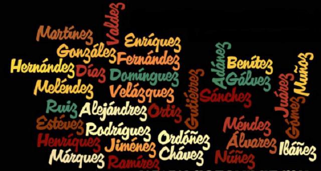 El origen de los apellidos Duarte, Sarfaty y Aldana
