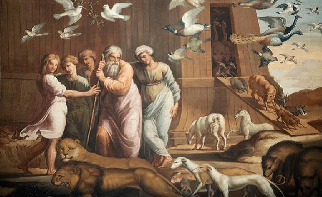 Noé y las comunidades portátiles