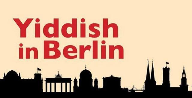 """El curso """"Yiddish in Berlin"""", con Linda Jiménez"""