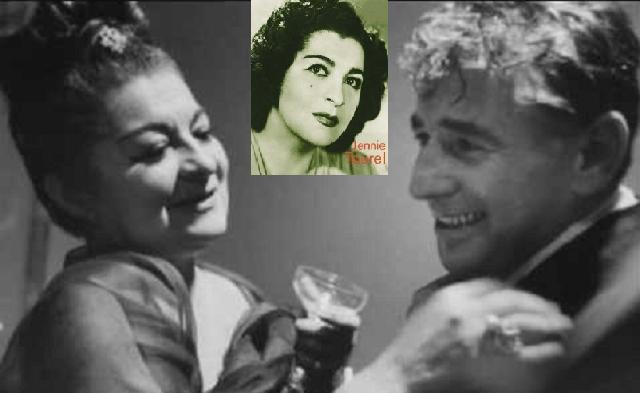 Jennie Tourel, Bernstein y Mussorgski