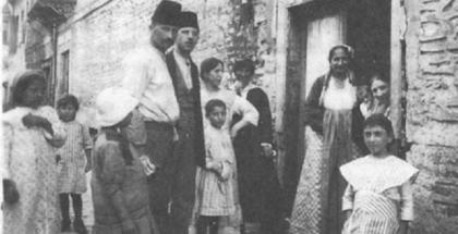 judios oromanos