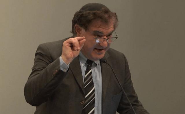 """""""La judeofobia en nuestros días: del reciclaje a la aquiescencia"""", por Gustavo Perednik (Universidad ORT, Uruguay, 25/7/2017)"""