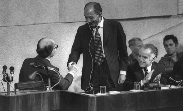 Sadat en Israel y los Juicios de Nuremberg: dos aniversarios