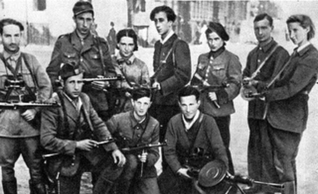 """""""Judíos en las Brigadas Internacionales de la Guerra Civil Española"""", con Jacobo Israel Garzón (CEMI, Madrid, 14/11/2017)"""