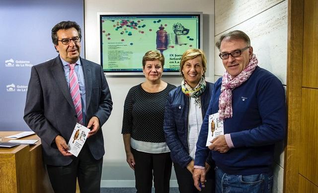 Balance de las IX Jornadas sefardíes en la Rioja, con Casimiro Somalo