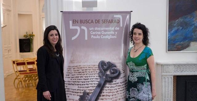 """""""En busca de Sefarad"""", con Carina Gurovitz y Paula Castiglioni"""