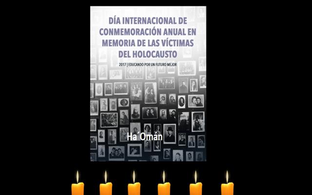 Especial para el Día Internacional de Memoria de las Víctimas de la Shoá