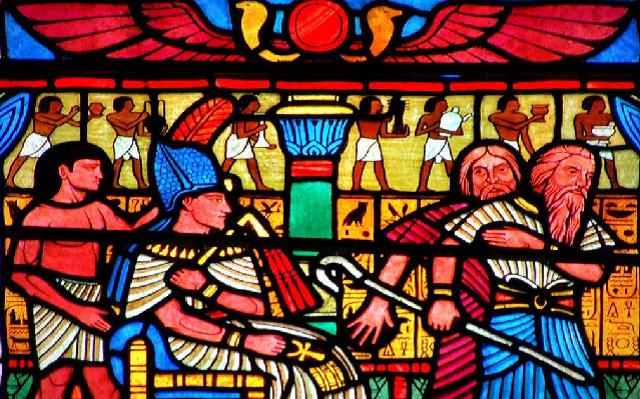Vaerá, o Moisés como profeta desarmado