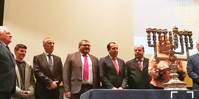 Plurales y agradecidos: premios de la Comunidad Judía de Torremolinos, con David Obadía