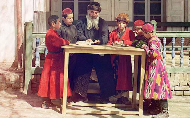Ecos de los judíos de Bujará