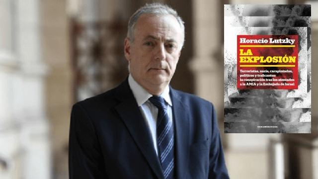 """""""La explosión"""": el Caso AMIA novelado por Horacio Lutzky, con Gustavo Efron"""