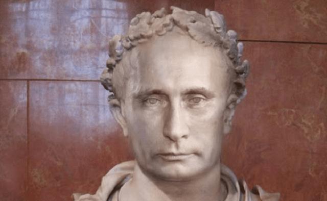 Putin de Rusia: amo y señor de Oriente Medio