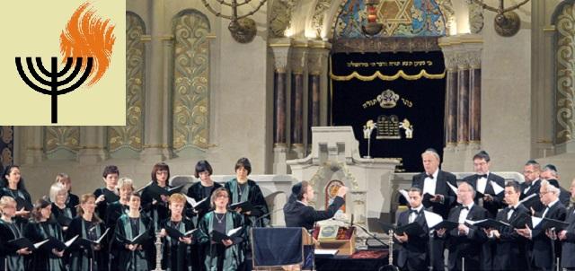 El coro sinagogal de Leipzig