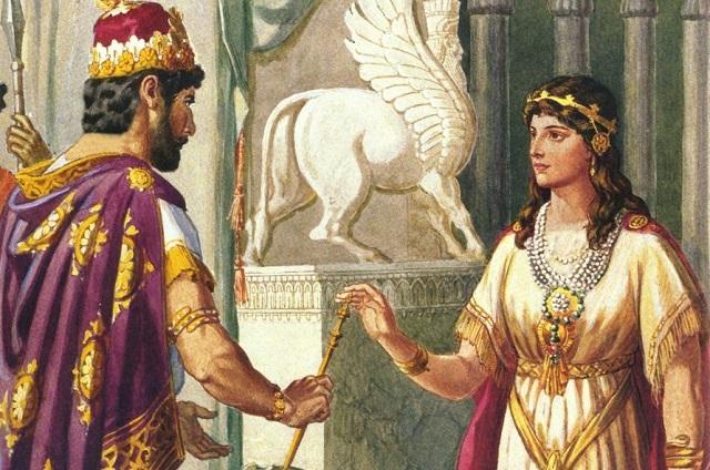 El Libro de Ester, con Rodrigo Varscher