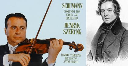 schumann szeryng