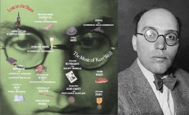 El Kurt Weill de los musicales