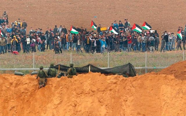 Cómo Hamás utiliza a su gente en Gaza