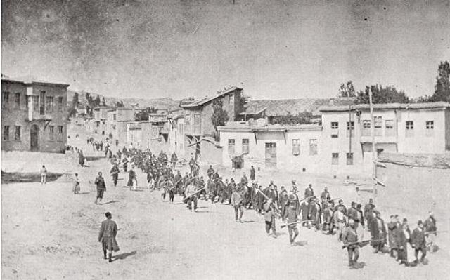 El genocidio armenio, el silencio y otros genocidios