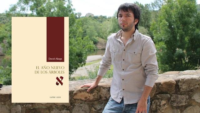 """""""El año nuevo de los árboles"""", con su autor David Aliaga"""