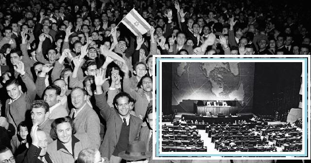 29 de noviembre de 1947: el Día del Movimiento Sionista