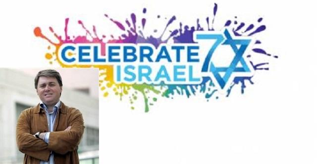7 décadas de Israel , con Henrique Cymerman