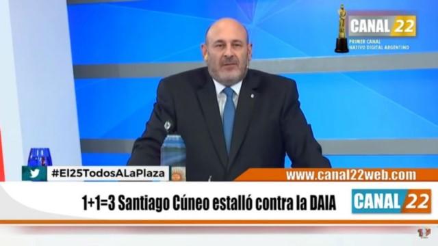 Antisemitismo en la televisión argentina, con Matías Szpigiel