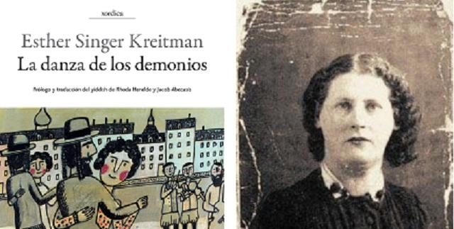 """""""La danza de los demonios"""" de Esther Singer Kreitman, con Rhoda Henelde y Jacob Abecasis"""