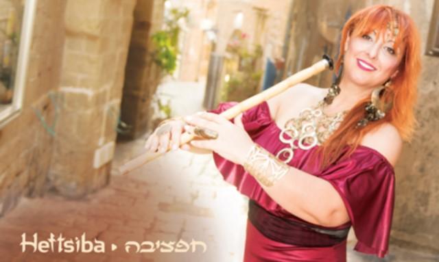 Heftsiba Zer Aviv: la flauta oriental