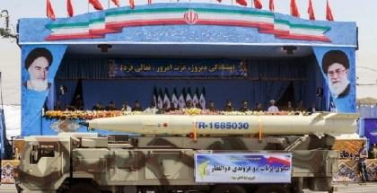 misiles iranies