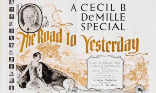 """""""La huella del pasado"""", de Cecil B. DeMille (1925)"""