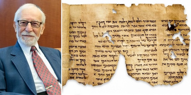 Rabbi Sonsino: The Dead Sea Scrolls, and the Concept of God in Judaism