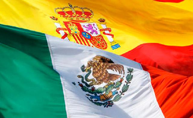 ¿España contra México?